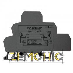 Преобразователь сигнала датчика термосопротивления PSA–02KL.06.55