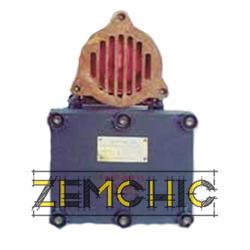 Сигнализатор звуковой взрывобезопасный СЗВ-2 фото 1