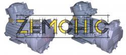 Двигатели асинхронные типов 2АИМТ90, 2АИМТ100, 2АИМТ112 и 2АИМТ132