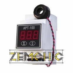 Амперметр — реле тока АРТ-100 фото 1