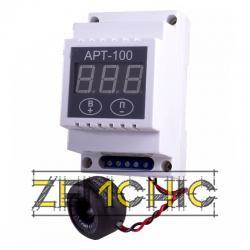 Амперметр — реле тока АРТ-100 фото 3