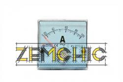 Фото амперметра трансформаторного включения А-80 х/5А