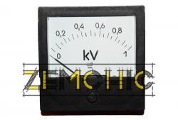 Амперметры и вольтметры типов Ц33 фото1
