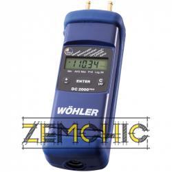 Анемометр WOHLER DС 2000PRO фото 1