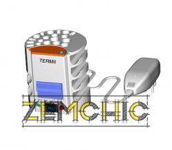 Аппарат стоматолога для протезирования зубов ТЕРМИТ