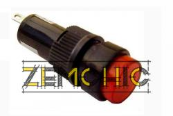 Фото арматуры светосигнальной NXD-211 красной