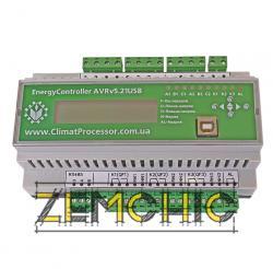 Контроллер для блоков AVR v5.21