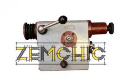 Бабка задняя круглошлифовального станка модели 3М152