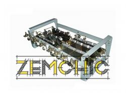 Фото Блоки резисторов типа ЯС4