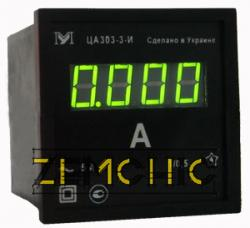 Амперметры ЦА0303, ЦА0204