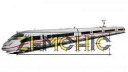 фото Детали для электрических машин электропоездов