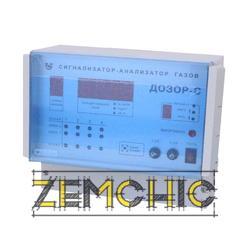 Сигнализатор-анализатор газов стационарный ДОЗОР-С-4
