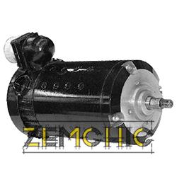 Электродвигатель постоянного тока ДП-Г-1,5