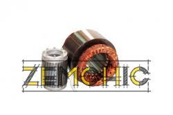 Двигатель асинхронный 2ДМГХМ41-4