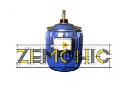 Электродвигатели KG