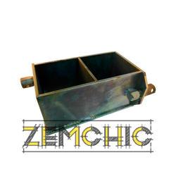 Форма куба 2ФК-100 оцинкованная - фото