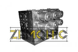 Гидроаппарат гидроцилиндров 5122-06-09-000-5 фото1