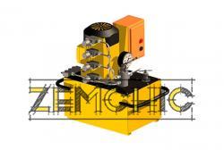 Гидропривод ELMO-ГМ 100х4/50
