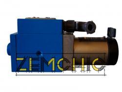 Гидрораспределитель 1П110 искробезопасный