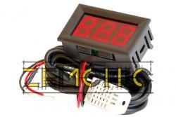 Фото гигрометра-термометра ВИВ-2-f
