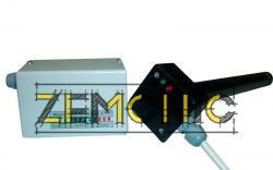Альфа-индикатор зондовый тип АИЗ