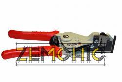 Фото инструмента для снятия изоляции HS-700N
