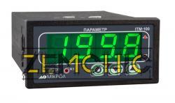Одноканальный микропроцессорный индикатор ИТМ-100