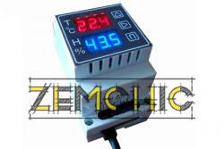 Измеритель-регулятор ИРТВ-02