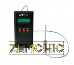 Измеритель скорости и температуры АИСТ-5