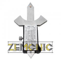 Катетометр цифровой КТЦ-20 - вид сзади