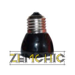 Фото керамической инфракрасной лампы 50Вт 45мм
