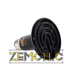 Фото керамической лампы для обогрева Fuxin 9 см 100W
