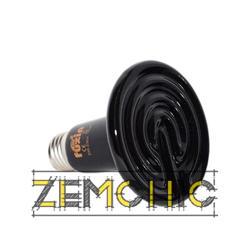 Фото керамической лампы для обогрева Fuxin 9 см 75 W