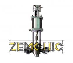 Клапан пневматический КПМ-80