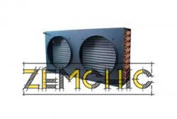 Конденсаторы с воздушным охлаждением АВ, РВ, МВВД, МВТ фото1