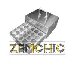 Контейнер для хранения и транспортирования мокроты АКТМ-12