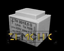 Фото Малогабаритный трансформаторй для печатных плат ТН 30/15 G