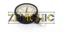 Манометр МП-100 фото2
