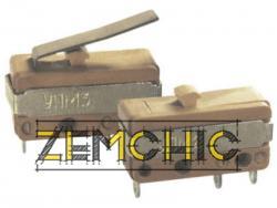 Фото Микропереключатели типов УПМ2, УПМ3