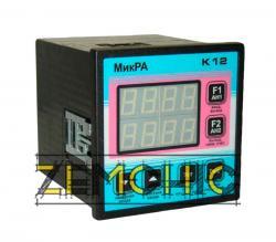 Микропроцессорный программируемый контроллер К-12