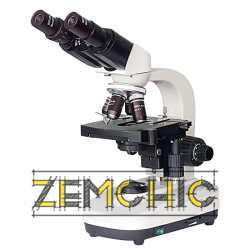Фото Микроскоп бинокулярный XSP-128B