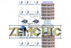 Многозонная система оповещения на базе коммутатора КСГ-10