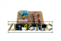 Фото модуля усилителя ДВЭ3.034.036-02 для прибора РП160
