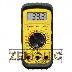Мультиметр Trotec BE48 фото 1