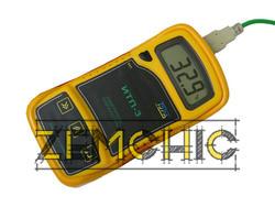 Переносные измерители температуры и влажности серии ИТП-3 фото 1