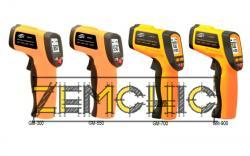Пирометр (инфракрасный термометр) GM