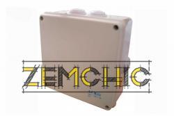 Фото распределительной коробки 150х110х70