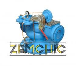Регуляторы давления газа РДГ-25, 50, 80, 150, 200