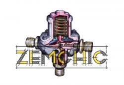 Реле импульсное газовое типа РИГ-117