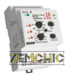 Реле комплексной защиты трехфазной сети ЕЛ-23